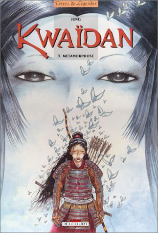 Kwaïdan, tome 3 : Métamorphose