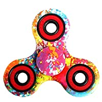 Hand Spinner Stress Relief Toy, Tri-Spinner Fidget Toy