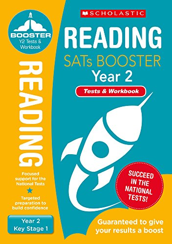 2018 SATs Support: Year 2 Reading Booster Pack (National Curriculum SATs Booster Programme)