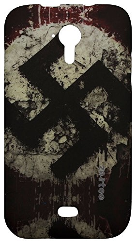 Zeztee Printed Soft TPU Mobile Back Cover for Micromax Canvas HD A116 ZT0028  available at amazon for Rs.169
