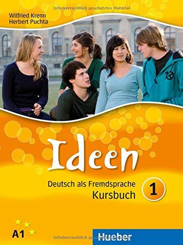 Ideen. Kursbuch. Per le Scuole superiori: IDEEN 1 Kursbuch (alum.)