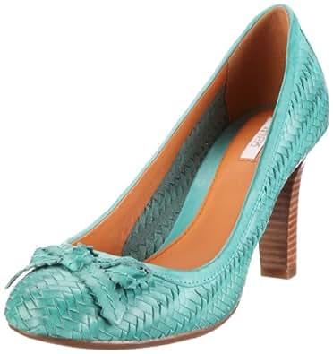 Geox  Donna Marian 2, Escarpins pour femme - Turquoise - Türkis (aquamarine C4111), Taille 37