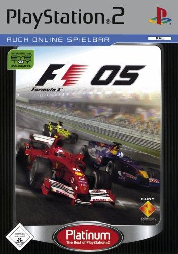 F1 - Formel Eins 2005 [Software Pyramide]