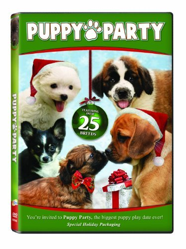 Puppy Party Holiday by Puppies!