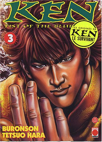 Ken - Fist Of The Blue Sky Edition simple Tome 3