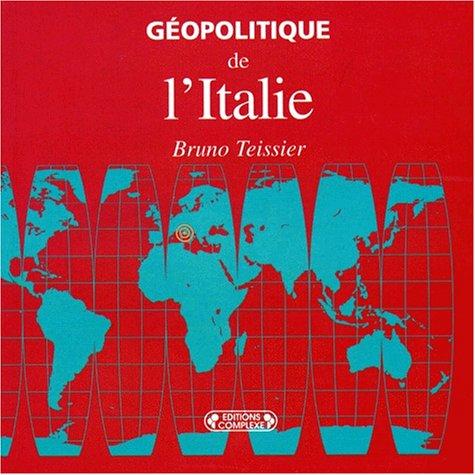 Geopolitique de l'Italie
