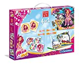 Edukit Clementoni 17 - 13478 - Game Mia and Me