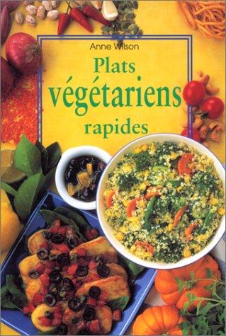 Plats végétariens rapides