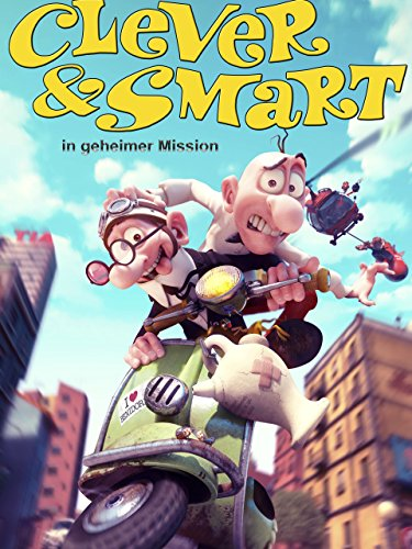 Clever & Smart: in geheimer Mission Cover