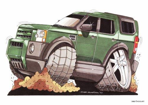 tapis-de-souris-koolart-land-rover-discovery2163