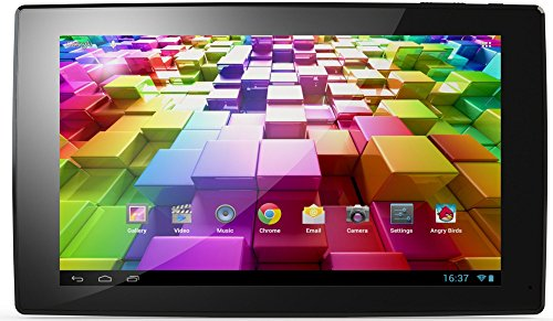 'Arnova arnova101 G4 Tablet Touchscreen 10,1 Schwarz (Dual Core Cortex, 4 GB RAM, Android 4.2)