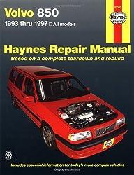 Volvo 850, 1993-1997 (Haynes Repair Manual (Paperback))