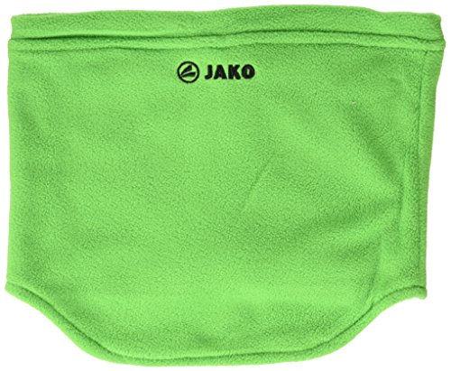 JAKO Herren Profi Neckwarmer, Soft Green, One Size (Schutz Hals)