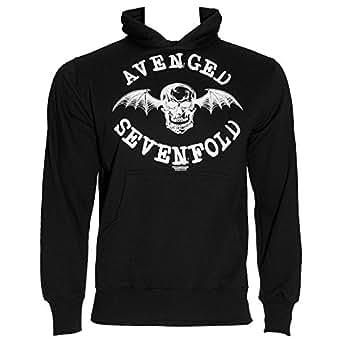 avenged sevenfold hoodie avenged sevenfold in l