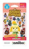 ANIMAL CROSSING CARDS-6 PACK-SERIES 4