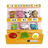 Japanische Food Picks für Kinder Bento Box Lunch–Süße Tier Designs