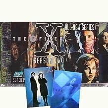 Cartes de collection (trading cards), X-Files saison 2