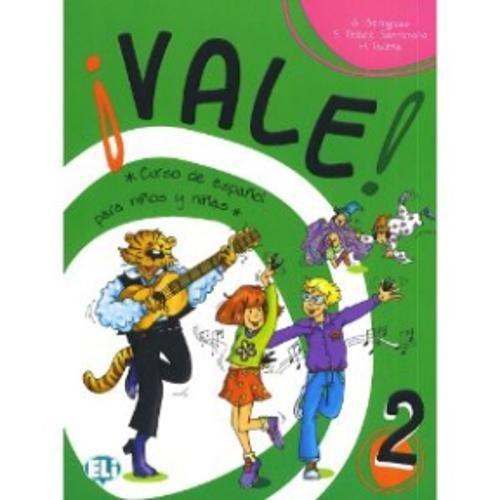 Vale! Libro dello studente. Per la 2 classe elementare