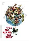 Criterion Collection: It'S A Mad Mad Mad Mad World (3 Dvd) [Edizione: Stati Uniti] [Italia]