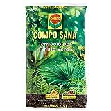 Compo Sana - Sustrato para plantas verdes, bolsa de 20l