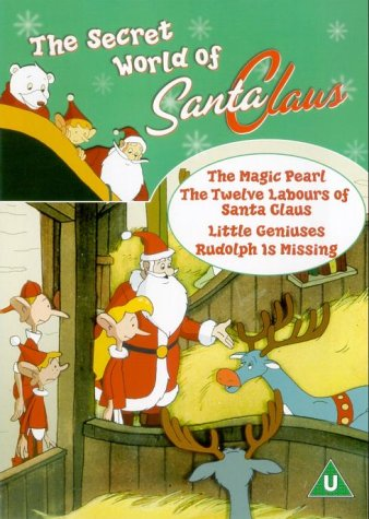 The Secret World of Santa Claus - Vol. 1