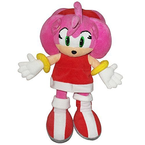 Sonic the Hedgehog 30cm Plush Amy Rose