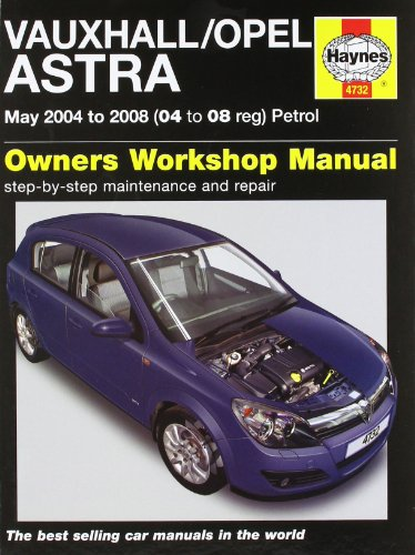 vauxhall-opel-astra-may-2004-to-2008-04-to-08-reg-petrol-service-repair-manuals