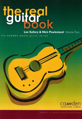 The real Guitar Book vol.2 : for guitar (Real Book Vol 2)