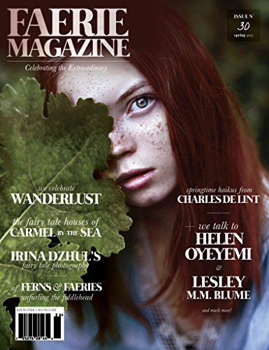 Faerie Magazine Issue #30: Wanderlust