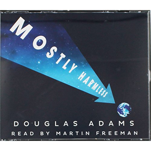Mostly Harmless - Audio Book