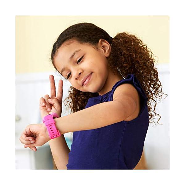 VTech 3480-193822 Kidizoom Smart Watch DX2 - Reloj inteligente para niños con doble cámara, color azul 4