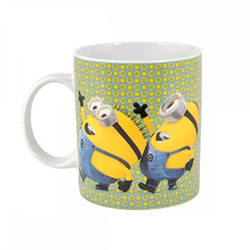 Minions Yellow Dancing Mug