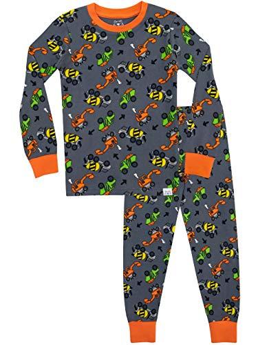 Harry Bear Jungen Lastwagen Schlafanzug Slim Fit Mehrfarbig 104