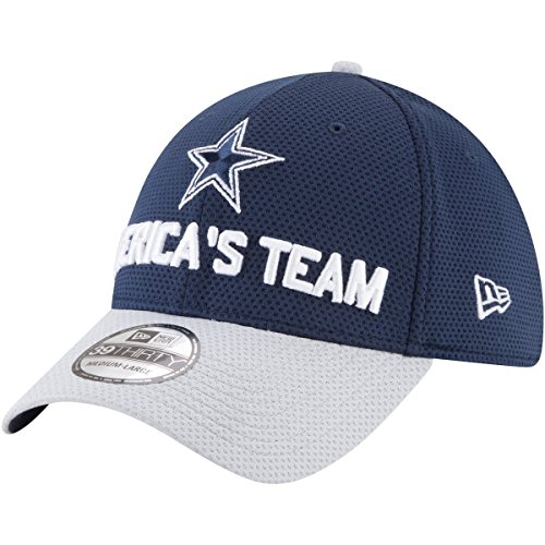 New Era 39Thirty Cap - NFL 2018 DRAFT Dallas Cowboys - M/L