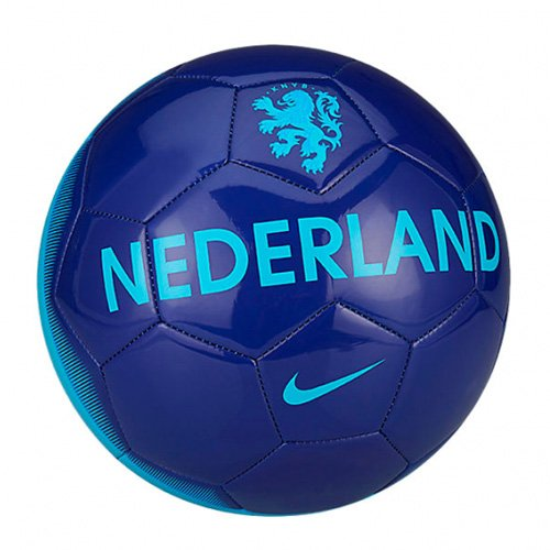 Nike Supporter'S Ball-Netherlands Balón, Unisex, Azul (Concord/Blue Glow/Clearwater), 5