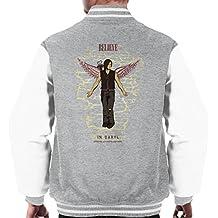 Believe In Daryl Walking Dead Men's Varsity Jacket