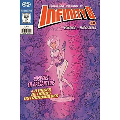 Infinity 8 - Comics 3 - Romance et macchabées
