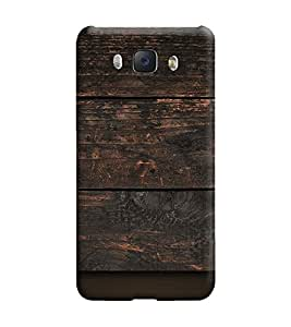 Samsung Galaxy J5-6 (2016 Edition) Back Cover designer 3D Hard Mobile Case printed Cover for Samsung j5 2016 edition by Gismo - Wooden Texture Theme Printed Cover