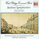 Bach, C.P.E.: Sinfonias - Wq. 174, 175, 178, 179, 181 (Carl Philipp Emanuel Bach Chamber Orchestra, Haenchen)