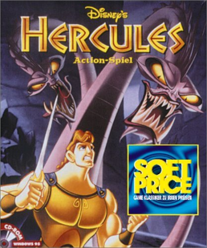 Disneys Hercules - Action-Spiel [Soft Price] (Action-spiel Hercules)