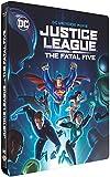 Justice League vs The Fatal Five [Édition SteelBook] [Import italien]
