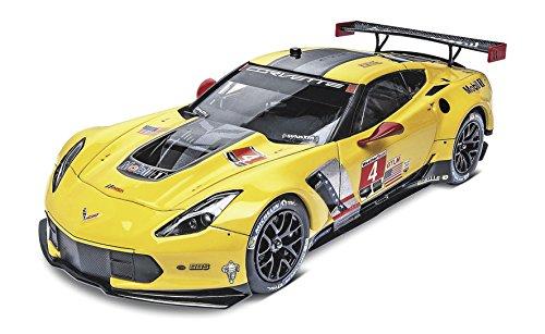 Revell- Corvette C7.R,Escala 1:25 Kit de Modelos de plástico, (14304)