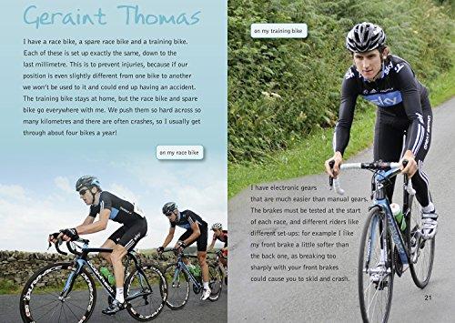 The Tour de France: Band 18/Pearl (Collins Big Cat)