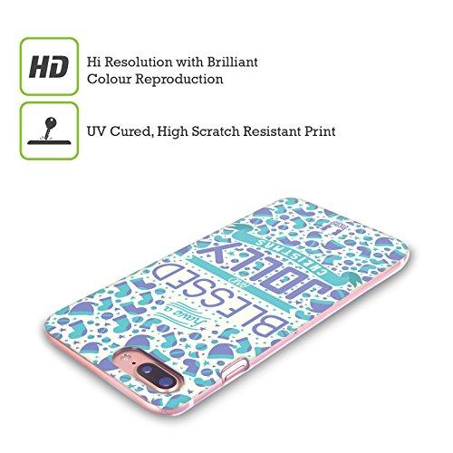 Head Case Designs Caramelle Santo Natale Cover Retro Rigida per Apple iPhone X Accessori