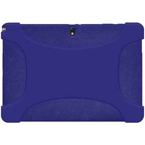 Amzer Exclusive Silikonhülle für Samsung Galaxy NotePRO 12.2 SM-P900/TabPRO 12.2 SM-T900 - Blau