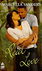 Real Love (Arabesque) by Marcella Sanders (2000-02-01)