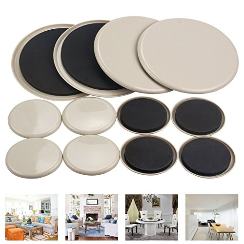 Marvelous Ezprotekt 8.9cm Furniture Sliders For Carpet + 18cm Carpet Sliders For Furniture  Gliders Carpet Gliders ...