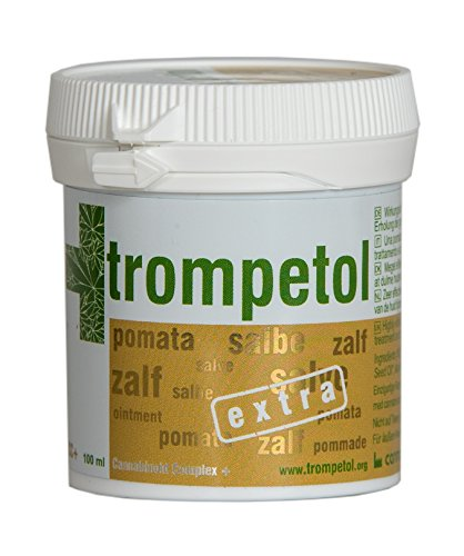 Trompetol Hanfsalbe extra 100 ml