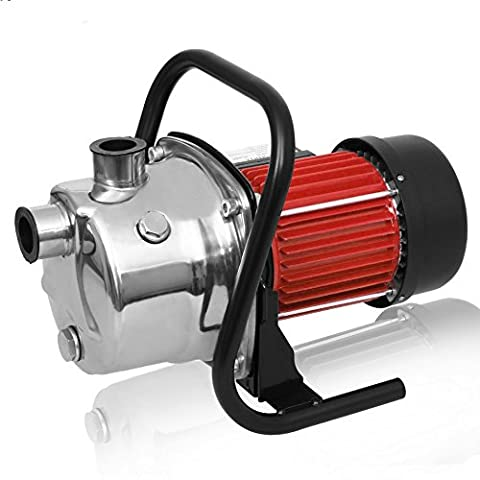 Automatic Switch on/off Booster Pump Stainless Shallow Lawn Sprinkling Pump