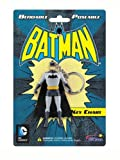 Batman Bendable Poseable Key Chain DC Comics